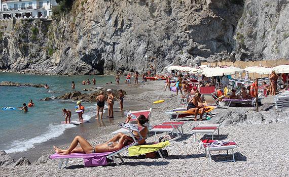 Permalink to: La spiaggia