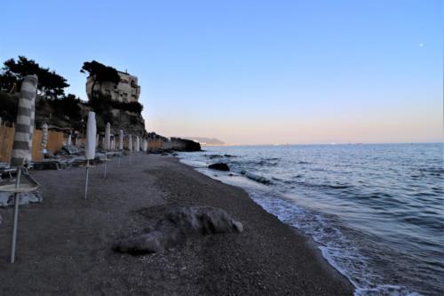 Torre Crestarella - La Spiaggia
